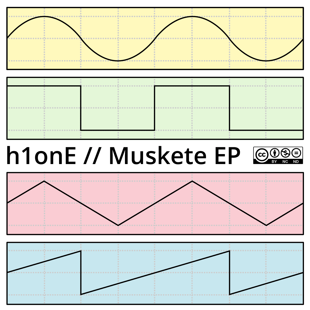 h1onE - Muskete EP